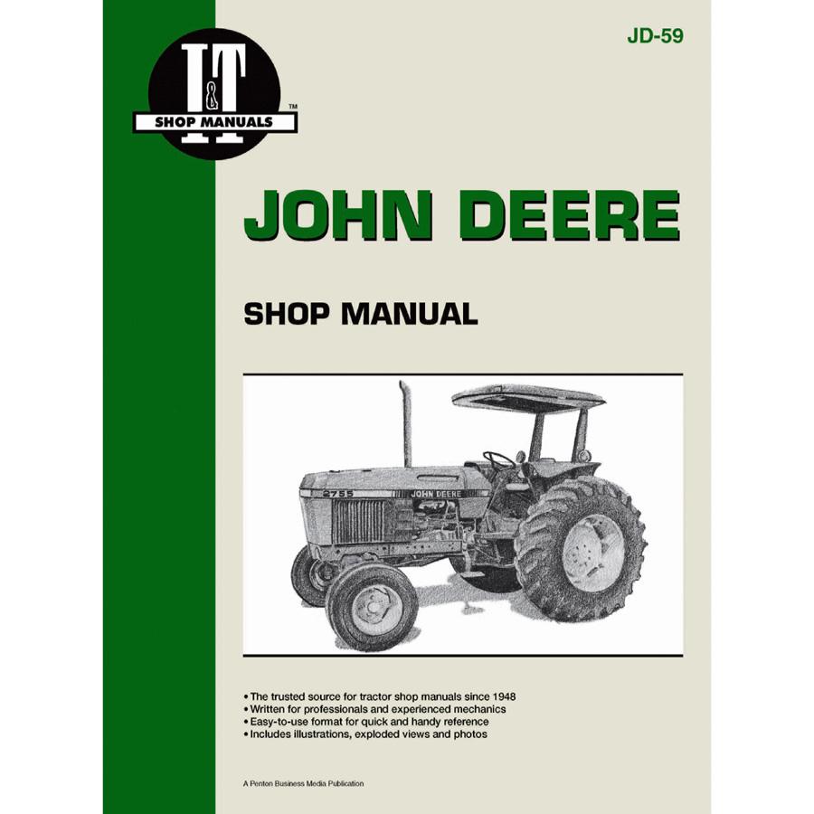 john deere 2955 owners manual