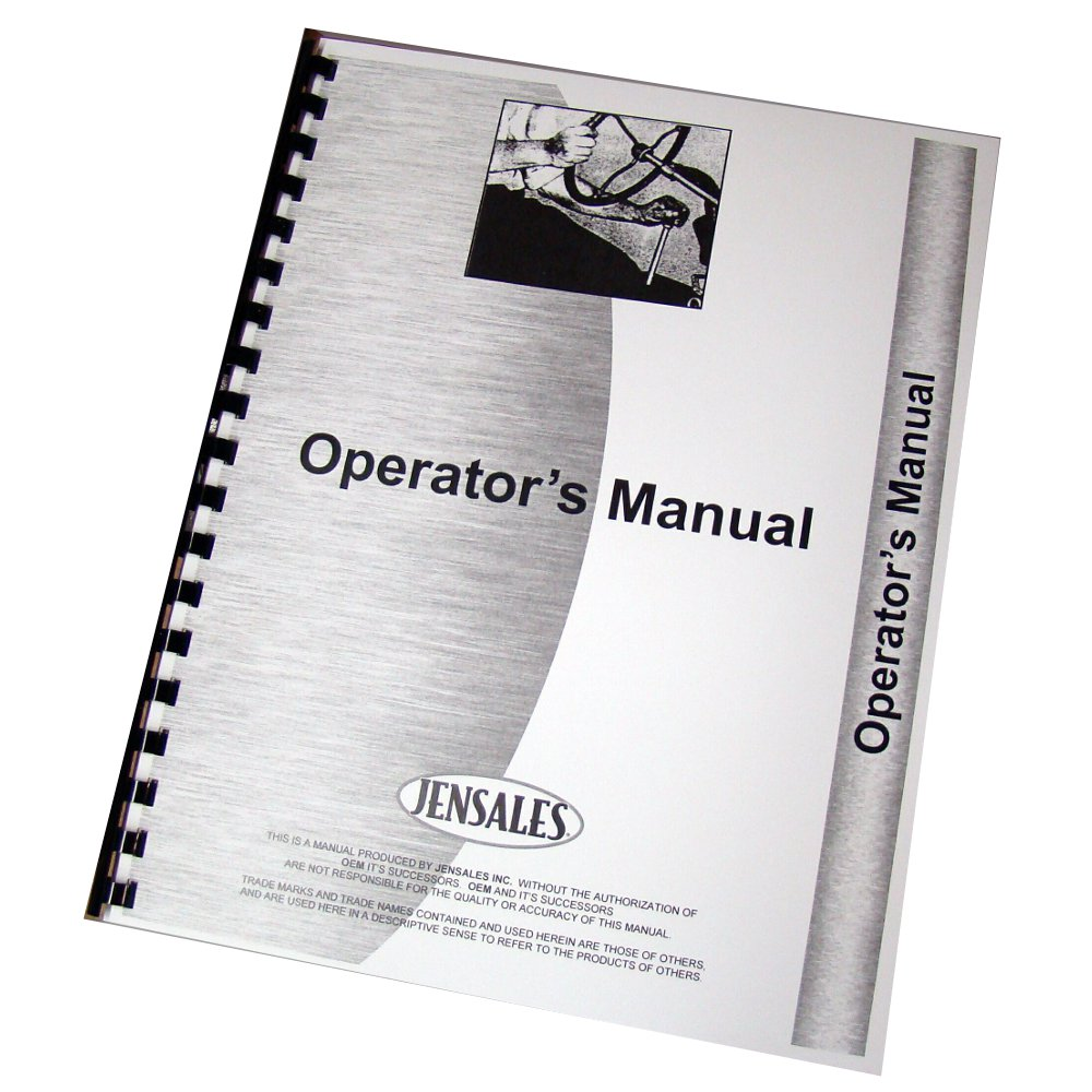 jd o omr2011 john deere h operator manual two Instruction Manual Environmental Manual