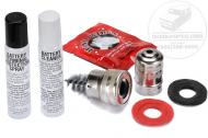 Needed on all John Deere tractors.   Kit Includes: Cleaner Spray Protection Spray Red and Black Anti Corrosion Washers Hand Cleaner Directions Terminal Brush