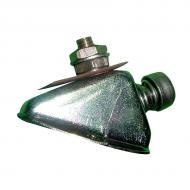 Foot operated, 6-12 volt, 2-terminal For: Delco Early 6-12V DD Starters w/ Exposed Shift Lever. Uses 3/8-16 terminal 1) 8-32 terminal. Note: Mounting holes: 7/32 x 9/32, 1.40 in. center to center. Part Reference Numbers: 1932850;AR11115;AR1115 Fits Models: 520; 530; 620; 630; 70 INDUST/CONST; 720; 730