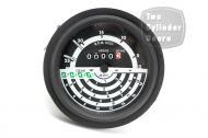 fits 1030, 1130, 1630, 1830, 2030, 2130. Tractormeter - 8 speed. Double Needle Gauge.
