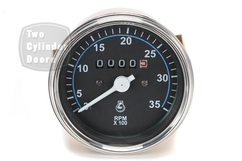Tachometer John Deere  350B,  350C,  350D, 455D, 450D, 450C, 450B, 555A