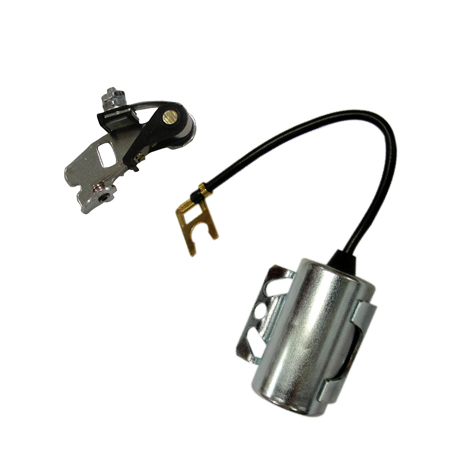 John Deere Ignition Kit (inc. Points, Condenser) W/Delco Ignition.