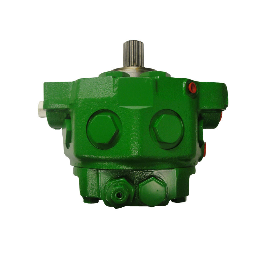 John Deere Hydraulic Pump Pump Has Two 1-1/16 (25.4mm) Inlet Ports Directly Across From Each Other.