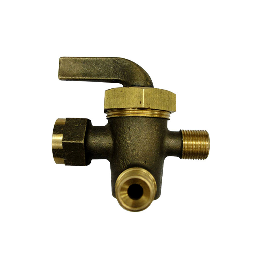 John Deere 3 Way Fuel Valve AR (SN 250000-259999)