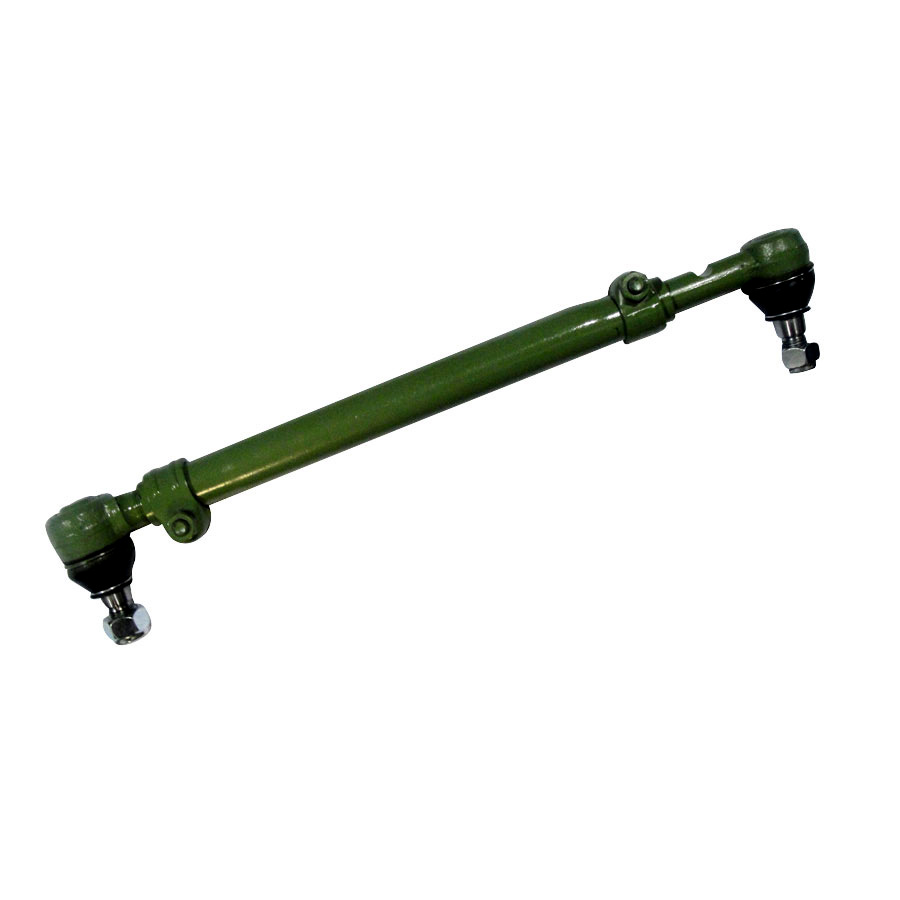 John Deere Drag Link Complete drag link assembly with adjustable tie rod ends. Adjustable thread length: 18.3mm
