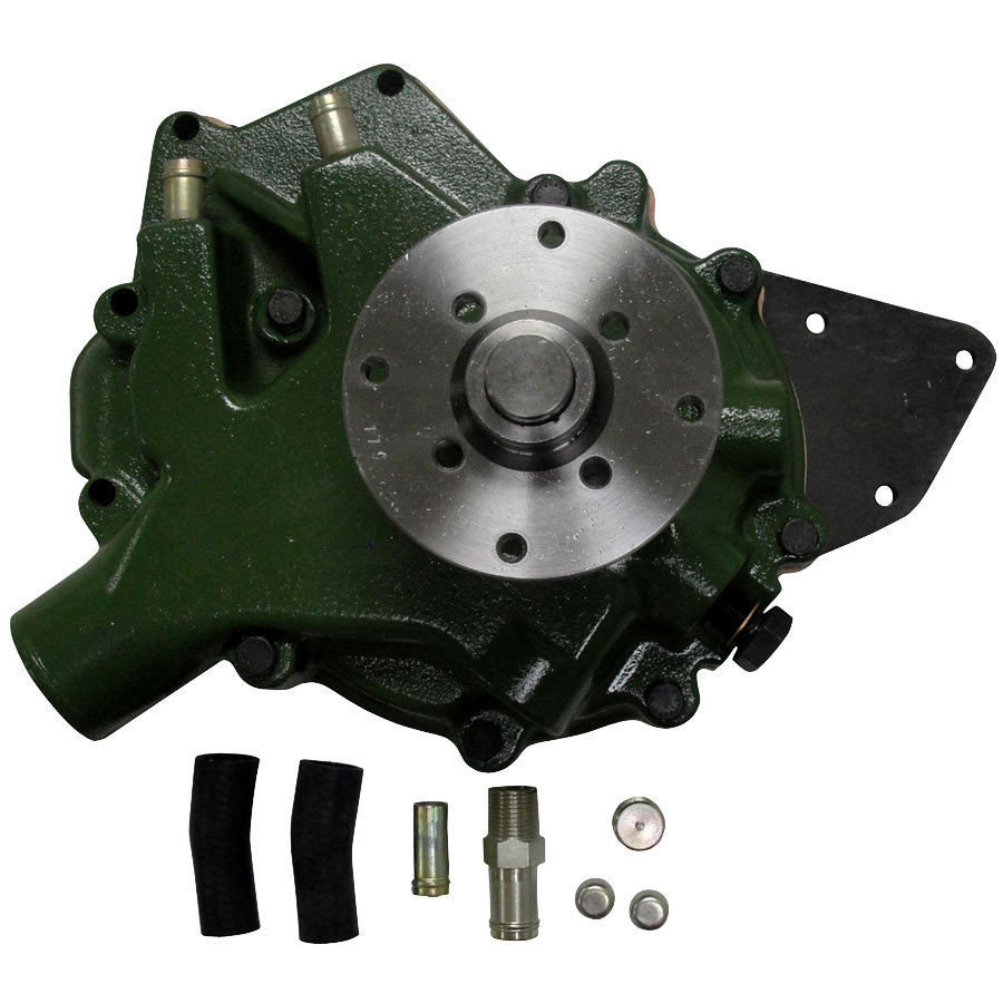 John Deere Water Pump With Fittings