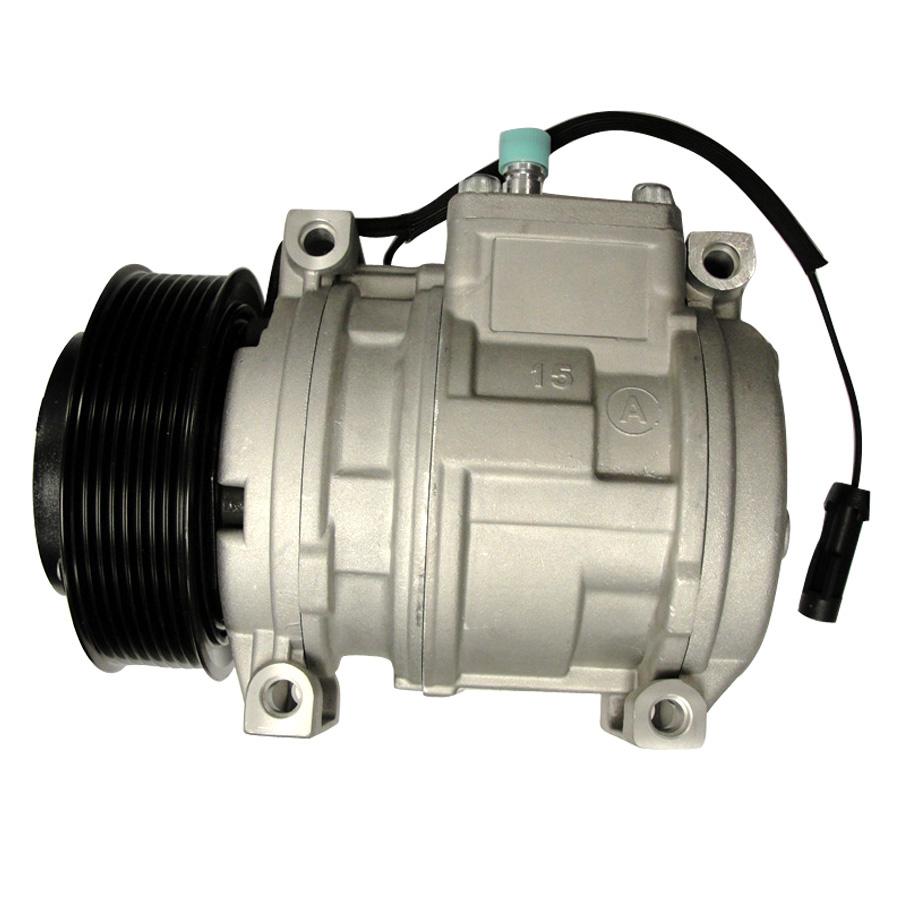 John Deere AC Compressor Diameter: 5( 125mm) Voltage: 12