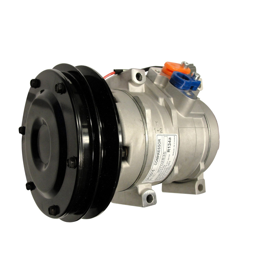 John Deere A/C Compressor Diameter: 6( 152mm) Voltage: 24