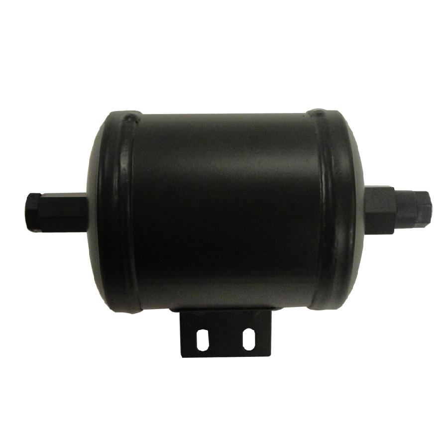 John Deere Reciever Drier Diameter: 4 Length: 7 3/4 Inlet: 3/8 FO Outlet: 3/8 MO