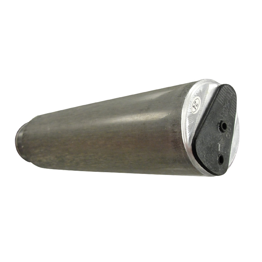 John Deere Receiver Drier Diameter: 2 1/2 Length: 9 3/4 Inlet: Pad Outlet: Pad