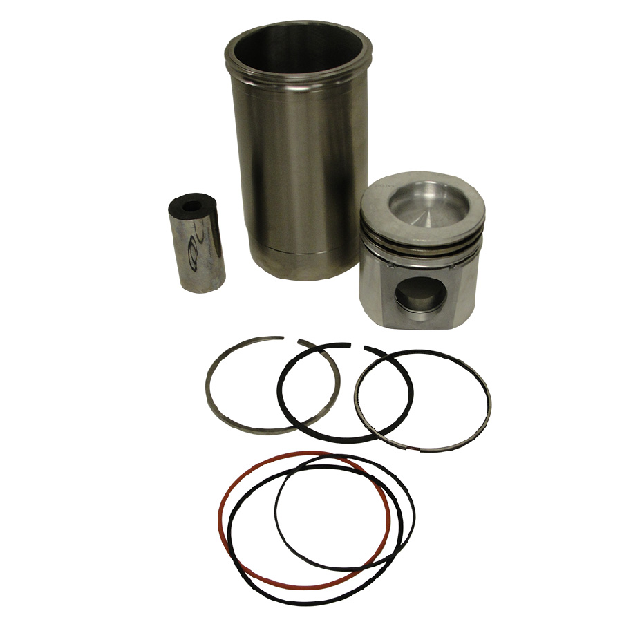 John Deere Piston Kit (Low Compression)