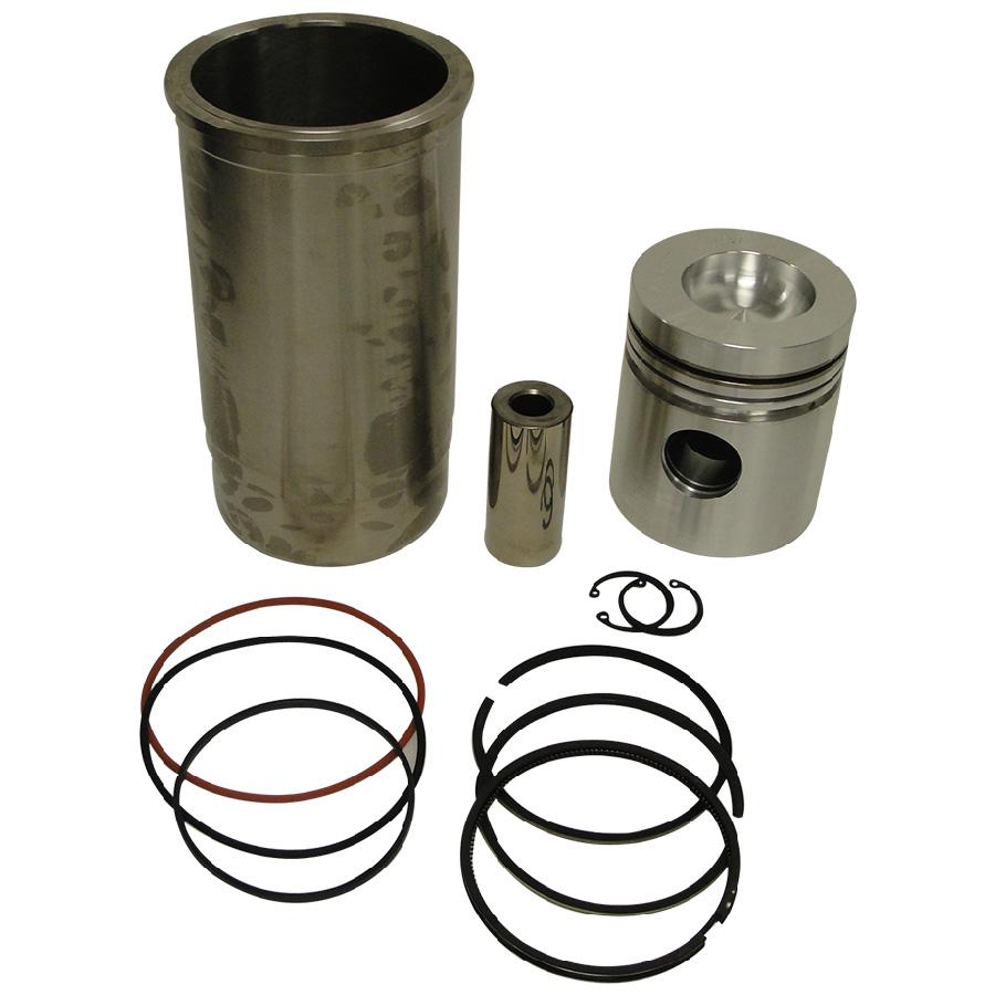 John Deere Piston Kit (Std)