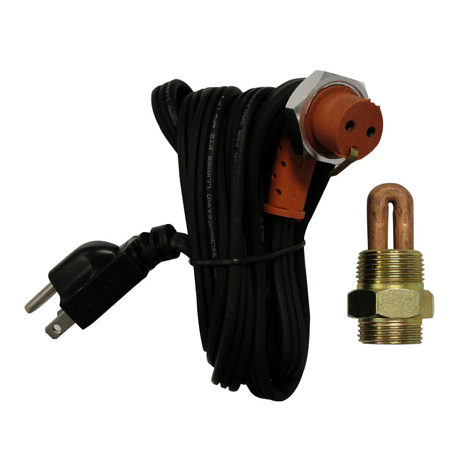 John Deere Frost Plug Heater 400 Watt