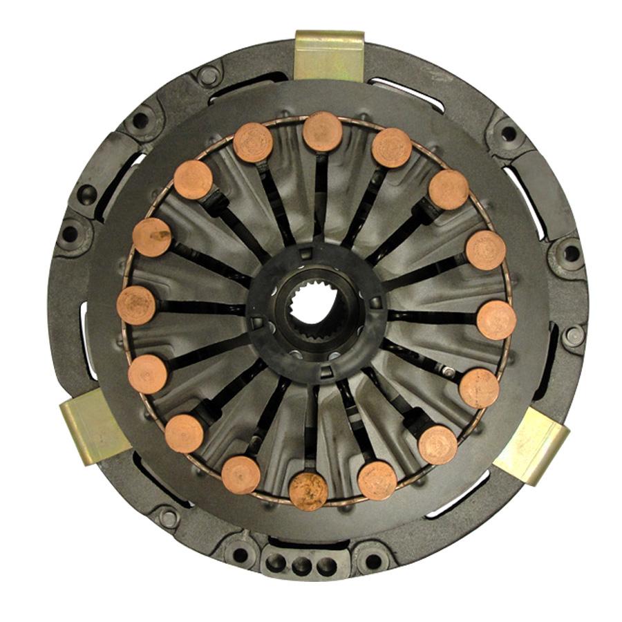 John Deere Clutch Plate 12-7/8 Diaphragm Style Pressure Plate With 1-1/2 23 Spline Hub