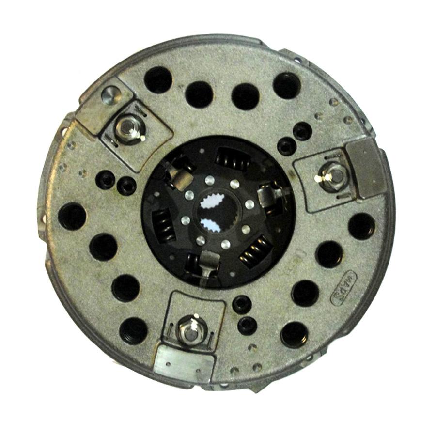John Deere Clutch Plate 12 Diaphram Pressure Plate With 1-1/2 X 23 Spline Hub. Flywheel Step .845