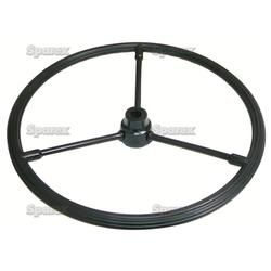 16in Steering Wheel For Styled John Deere B.