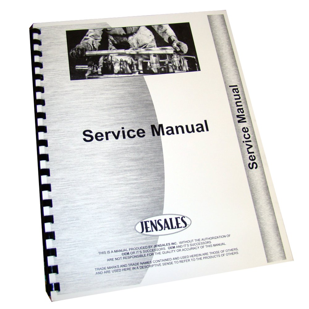 John Deere Carb 2 Cylinder Service Manual