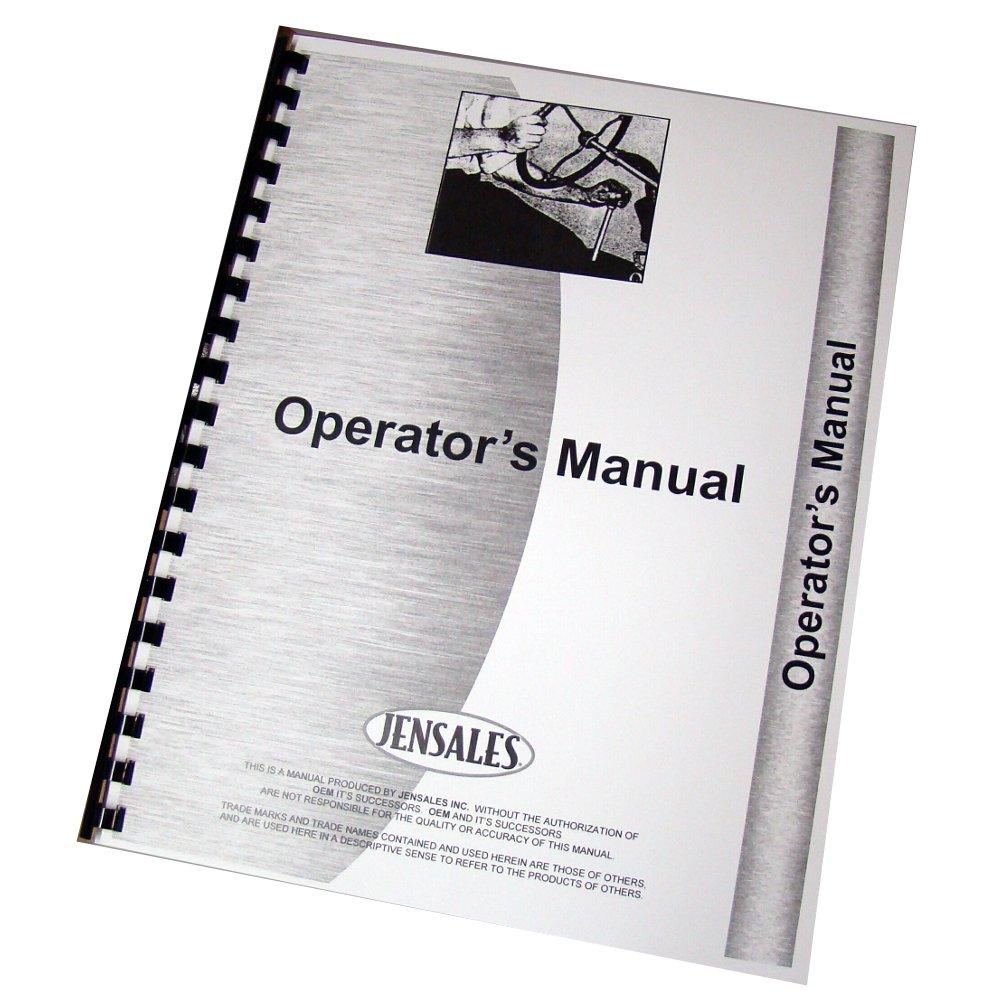 John Deere H Operator Manual
