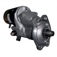 12v, 15 tooth, 2.5KW, OSGR Denso type. Mounts w/four (4) ears on DE housing. Part Reference Numbers: SE501448;TY6649;TY6674;TY6716 Fits Models: 1050 COMPACT TRACTOR; 1250 PLOW; 1450 PLOW; 1650; 850 CRAWLER; 950 UTILITY