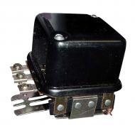 6 v, 7.1 volt set, Pos. ground. Two-Unit Type, 4-Terminal: L-BAT-F-GEN (underneath base), GRD (base). Mounts on generator. Part Reference Numbers: K7786C;VR1813 Fits Models: 60  INDUST/CONST; 70 INDUST/CONST; A; G