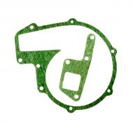 Cover to housing gasket for pump 1406-6202 Part Reference Numbers: R61437 Fits Models: 4240; 4320 COMPACT TRACTOR; 4350; 4440; 4455; 4620; 4640; 4840; 5720 FORAGE HARVESTER; 5730 FORAGE HARVESTER; 7020; 8430; 8440; 9940 COTTON PICKER