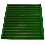 """Side grill panel, 17"""" x 17"""". 1520 (except low profile), 2020 (except low profile), 2440 (prior to s/n 340999), 2640 (prior to s/n 340999). Part Reference Numbers: AR72950;AT19880 Fits Models: 1520; 2020; 2030; 2040; 2630; 2640"""