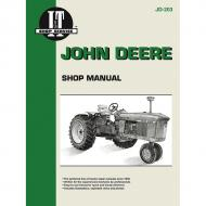 224 pages. Includes wiring diagrams for models 3010, 3020 (before serial No. 12300), 4010, 4020 (before serial No. 20100) and 5010. Part Reference Numbers: JD-203 Fits Models: 3010; 3020; 4000; 4010; 4020; 4320 COMPACT TRACTOR; 4520; 4620; 5010; 5020; 6030