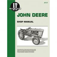 56 pages. Does not include wiring diagrams. Part Reference Numbers: JD-21 Fits Models: 1010; 2010