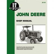 120 pages. Does not include wiring diagrams. Part Reference Numbers: JD-56 Fits Models: 2840; 2940; 2950