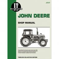 176 pages. Does not include wiring diagrams. Part Reference Numbers: JD-57 Fits Models: 4050; 4250; 4450; 4650; 4850