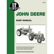 72 pages. Does not include wiring diagrams. Part Reference Numbers: JD-8 Fits Models: 70