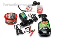We have assembled this kit to include the items that we commonly use when winterizing a tractor.   We have winterized many tractors over the years and these are the best products that we have found for the job. 